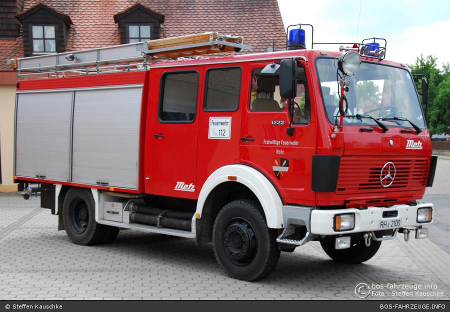 Florian Rohr 40/2